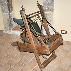 the wooden device